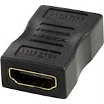 824736 Deltaco HDMI-adapter 19-pin hona - hona