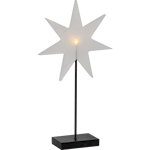 825184 Stjärna på fot Karla LED 45cm hög
