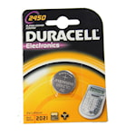 118905 Duracell batteri litium CR2450 3V