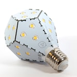 205529 Nanoleaf Bloom vit 10W 1200lm 3000K E27