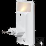 825207 Nattlampa LED med ljussensor 2lm 3000K