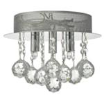 824891 Oriva plafond kristall 25cm