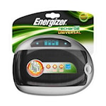 824109 Batteriladdare universal Energizer AA, AAA. C. D, 9V