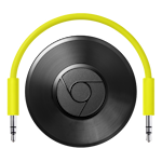 824219 Google Chromecast Audio ljudspelare via wifi 3,5mm