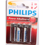 126101 Philips batteri AA 4-pack Power Alkaline