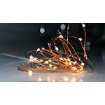 171401 Batteridriven LED ljusslinga 24 ljus med timer