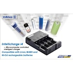 262201 Batteriladdare Intelli i4 Li-Ion IMR