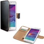 822098 Celly Wallet Case Galaxy A7 Svart/Beige