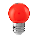 822041 Unison LED litet klot 0,8W 30lm röd E27