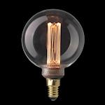 824265 UNI-K LED stor glob 2,3W 70lm 2000K dimbar G80 E14