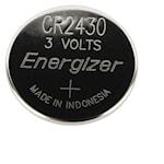 824820 Batteri litium 2-pack Energizer CR2430 3V