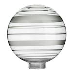 821847 Glob glas 125mm vitrandig