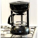 823550 Kaffebryggare för gasollåga 12 koppar