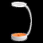 824783 LED bordslampa laddbar USB 2-i-1 med 3 ljusnivåer