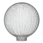 821846 Glasglob 125mm lamell