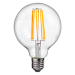 821810 Unison LED glob 2W 130lm 2200K G100 E27