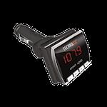 825039 Technaxx  FM-sändare till bil 12V med MP3 USB och fjärrkontroll