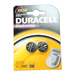 118903 Duracell 2-pack batteri litium CR2032 3V