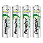 823729 Uppladdningsbart batteri AA 1,2V 4-pack Energizer Extreme 2300mAh