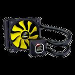824337 Akasa Venom A10 singel radiator flytande CPU kylare 120mm fläkt