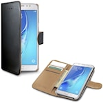 822092 Celly Wallet Case Galaxy J5 2016 Svart