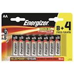 114609 Energizer 12-pack AA batterier 1,5V