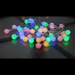 824637 Ljusslinga Berry multifärgad 50 ljus 7,35m lång