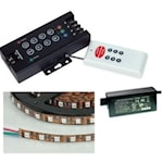 104407 LED strip kit 5m RGB IP20