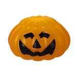 146607 LED vaxljus pumpa Halloween 2-pack 4 cm hög
