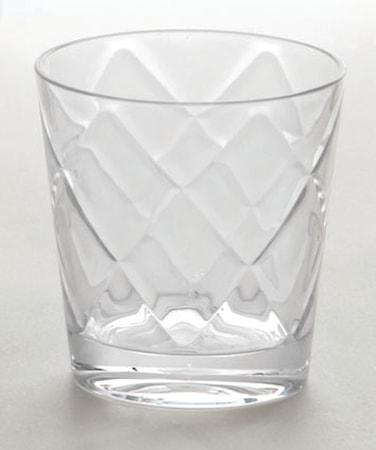 Vattenglas 22 cl Transparent Akryl