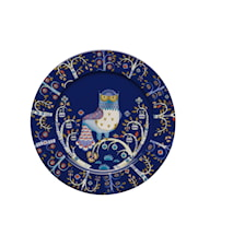 Taika Tallerken 30 cm blå