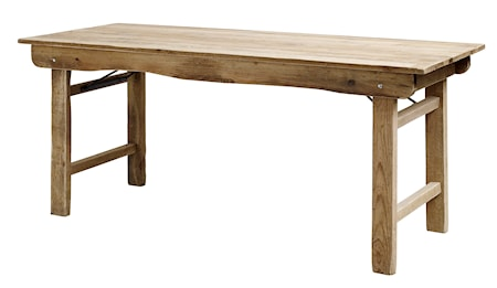 Bild av Nordal Wooden folding matbord
