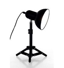 Bordslampa Scoop Svart