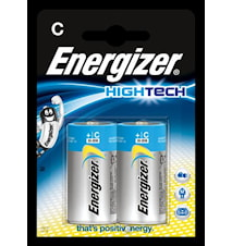 Batteri Energizer HighTech LR1 4/C, 1,5 V, 2 st