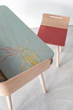 Bild av Savo & Pomelina Ton ton skrivbord