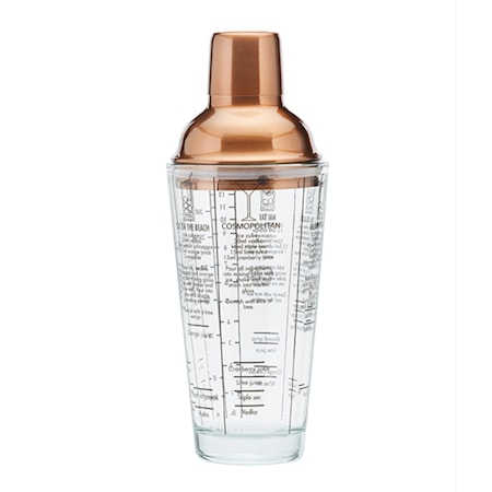 Boston Cocktailshaker 650 ml