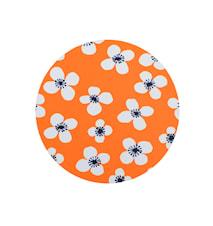 Belle Amie pannunalunen oranssi ø 21 cm
