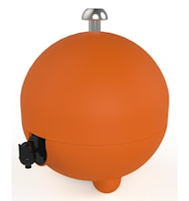 Laboul orange mat- BiB-dispenser i plast med frysgelepåse