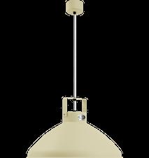 Beaumont B360 Taklampa Ø45 cm m. Silverfärgad insida