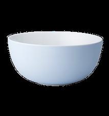 Emma skål, stor - blå