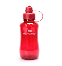 Vattenflaska Röd 1 L