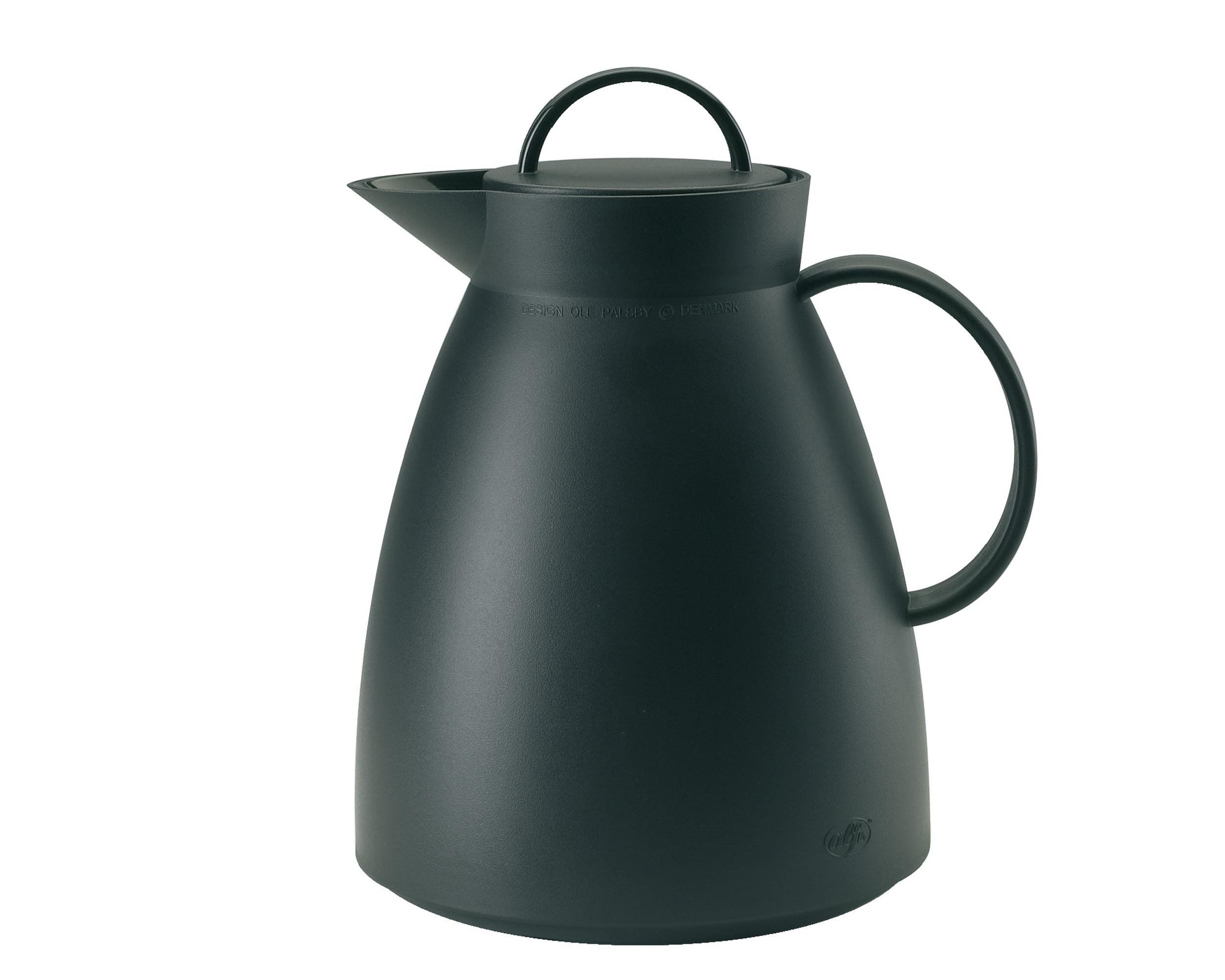 Dan termoskanna frostad svart 1 liter