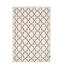 Mediterranean teppe – White/grey