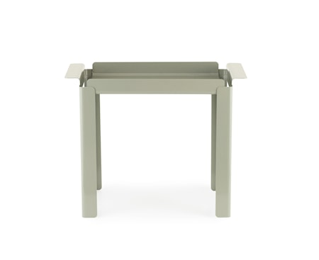 Normann Copenhagen Box Bord Cement 33x60 cm