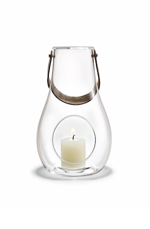 DWL Lanterna, klar, H 24,8 cm