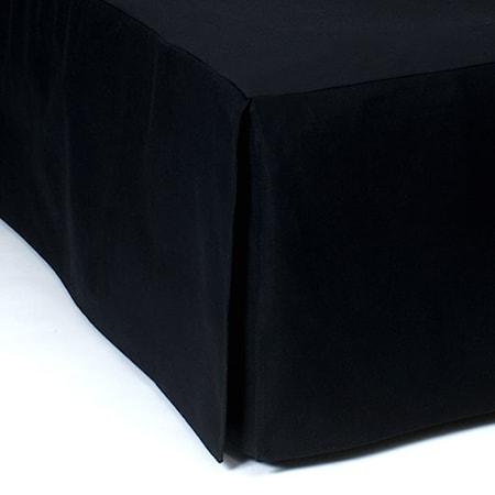 Mille Notti Napoli sängkappa Svart - 180x220x52