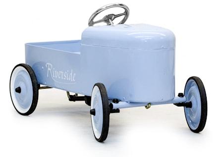 Riverside pale blue trampbil