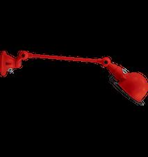 Signal SI301 Vägglampa 10x30 cm utan brytare - Matt