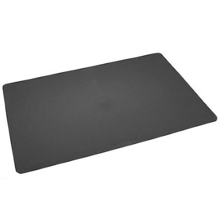Bakduk 40x30cm svart silikon