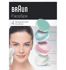 Braun Face SE80-MV Refill Bonus Edit